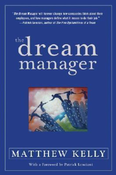 The Dream Manager Cover