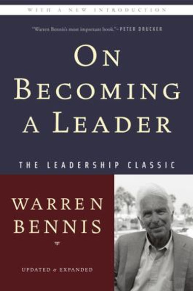 On Becoming a Leader Cover