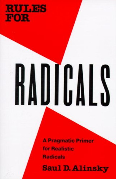 Rules for Radicals Cover