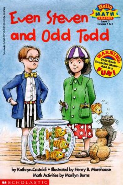 Even Steven and Odd Todd Cover