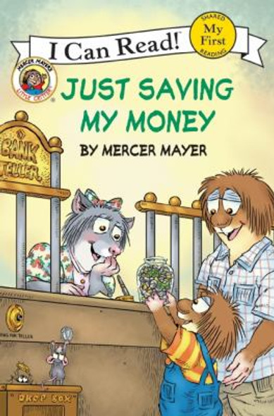 Little Critter: Just Saving My Money Cover