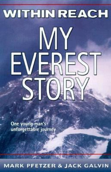 Within Reach: My Everest Story Cover