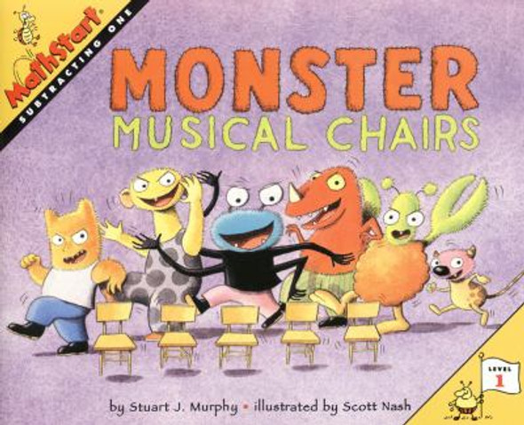 Monster Musical Chairs Cover