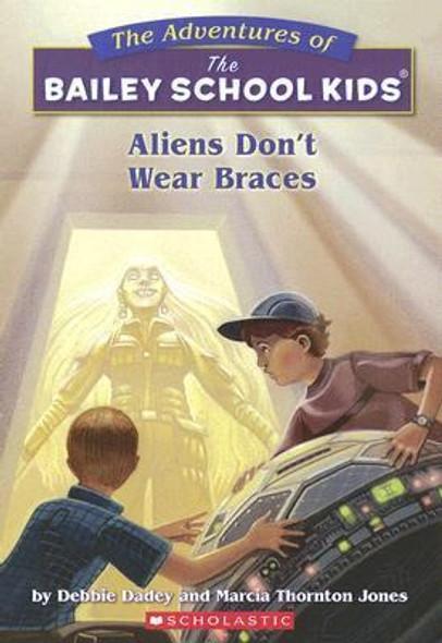 Aliens Don't Wear Braces Cover