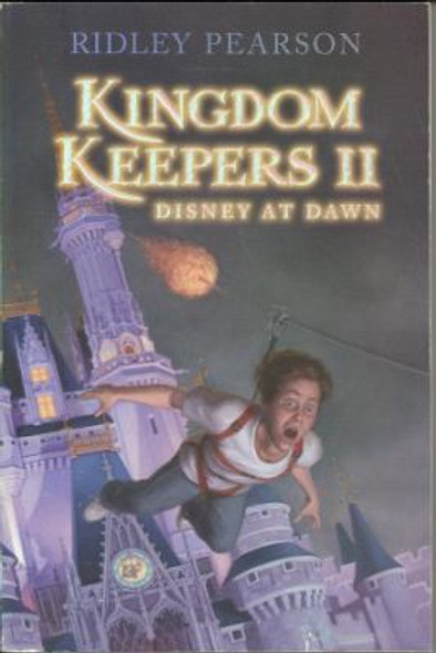 Disney at Dawn ( Kingdom Keepers #002 ) Cover