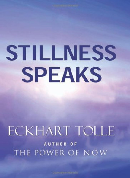 Stillness Speaks Cover