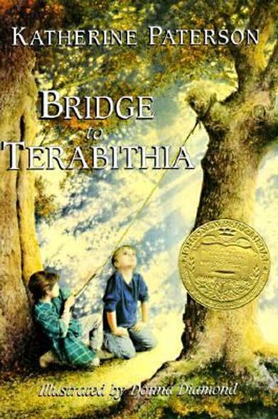Bridge to Terabithia ( Illustrated ) Cover
