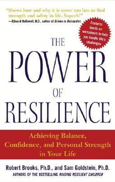 The Power of Resilience: Achieving Balance, Confidence, and Personal Strength in Your Life Cover