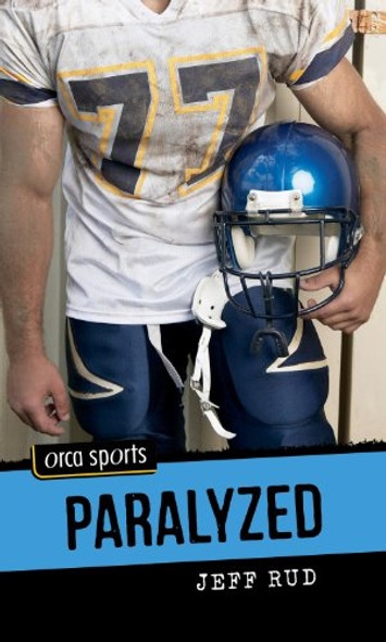 Paralyzed (Orca Sports) Cover