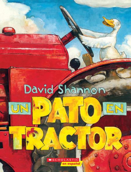 Un Pato En Tractor Cover