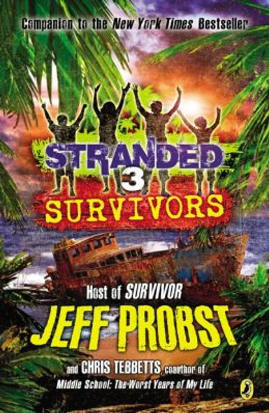 Survivors (Stranded #3) Cover