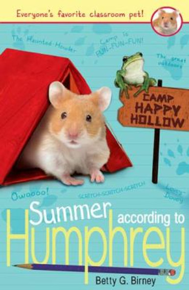 Summer According to Humphrey Cover