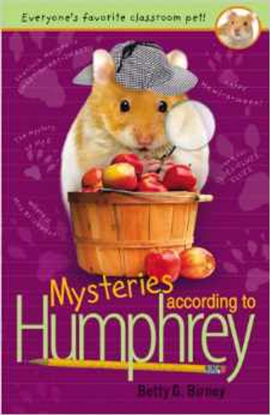 Mysteries According to Humphrey Cover