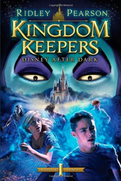 Disney After Dark ( Kingdom Keepers #001 ) Cover