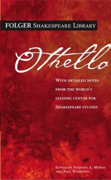 Othello ( Folger Shakespeare Library ) Cover