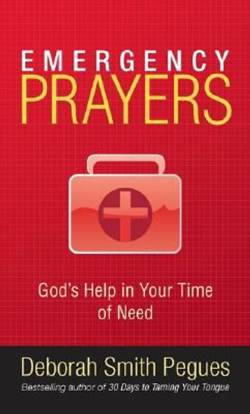 Emergency Prayers : God's Help in Your Time of Need Cover
