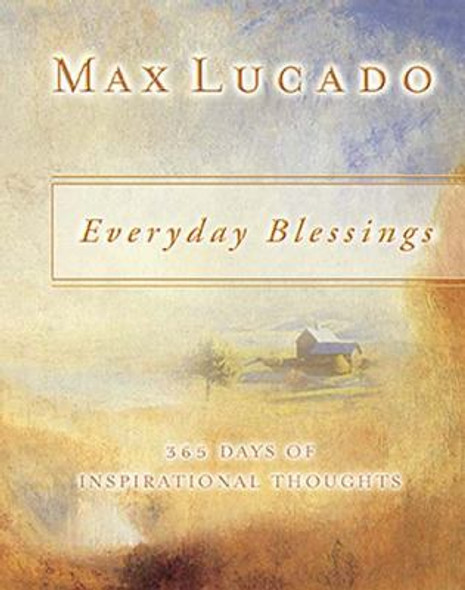 Everyday Blessings: 365 Days of Inspirational Thoughts Cover