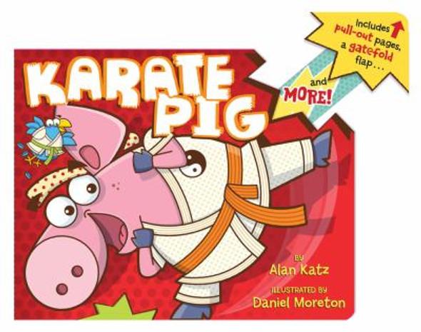 Karate Pig Cover