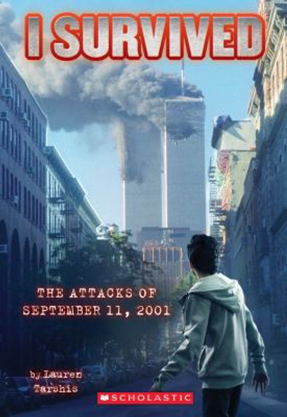 I Survived The Attacks of September 11,2001 Cover