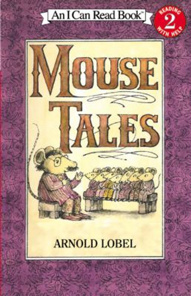 Mouse Tales Cover