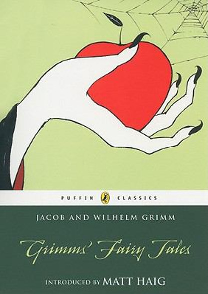 Grimm's Fairy Tales (Puffin Classics) Cover
