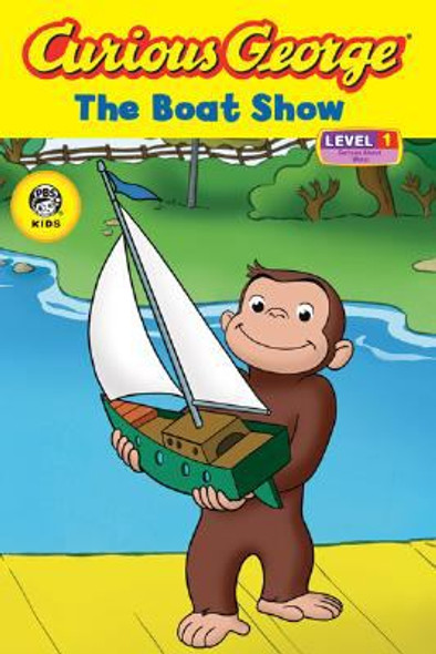 Curious George - The Boat Show Cover