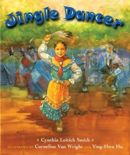Jingle Dancer Cover