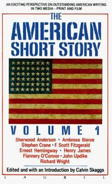 The American Short Story Cover