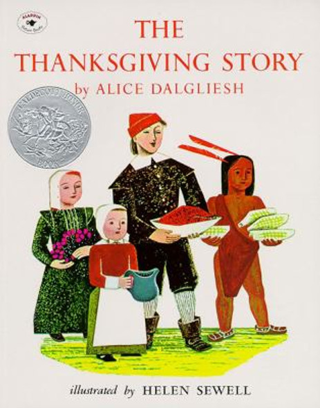 The Thanksgiving Story Cover