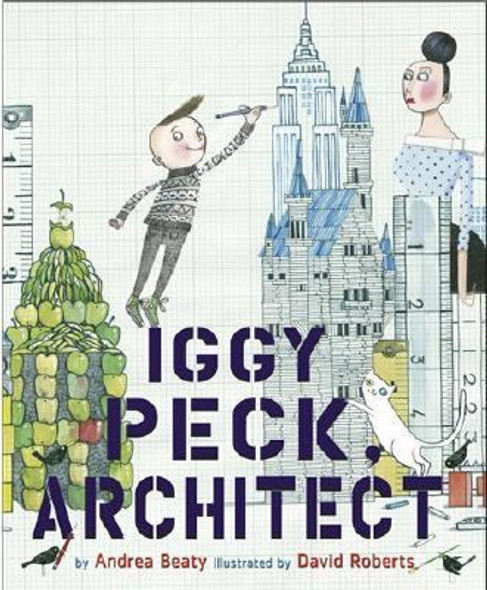Iggy Peck, Architect Cover