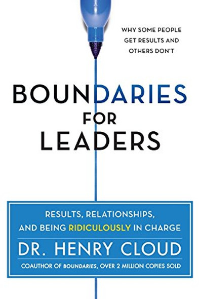 Boundaries for Leaders: Take Charge of Your Business, Your Team, and Your Life Cover
