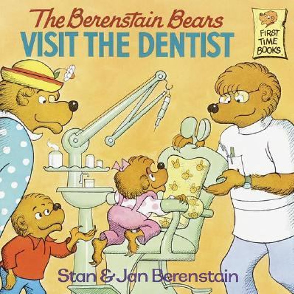 The Berenstain Bears Visit the Dentist Cover