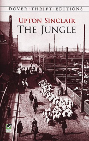 The Jungle ( Dover Thrift Editions ) Cover