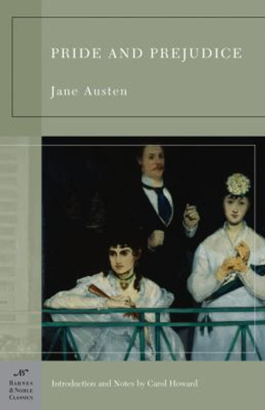 Pride and Prejudice ( Barnes & Noble Classics ) Cover
