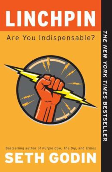 Linchpin: Are You Indispensable? Cover
