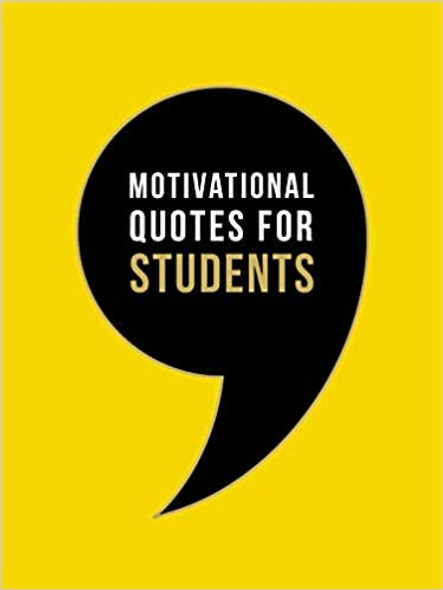 Motivational Quotes for Students Cover