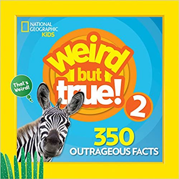 Weird But True 2: Expanded Edition Cover