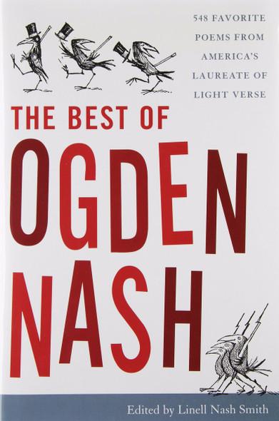 The Best of Ogden Nash Cover