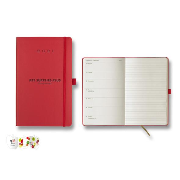 Appeel Medio Weekly Notes Journal
