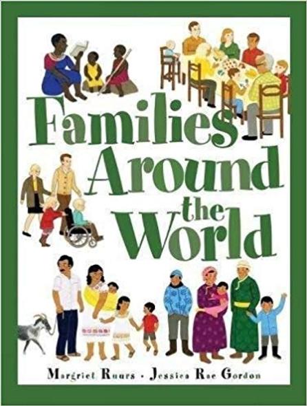 Families Around the World (Around the World) Cover