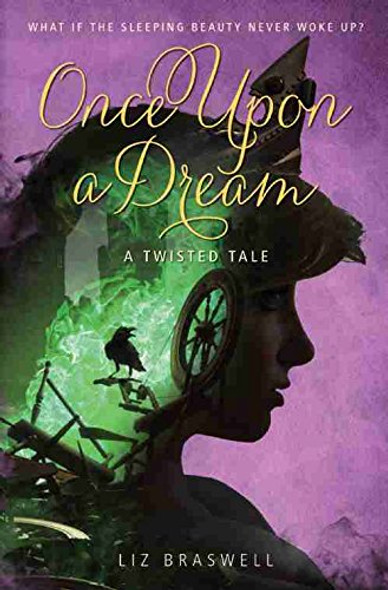 Once Upon a Dream: A Twisted Tale Cover