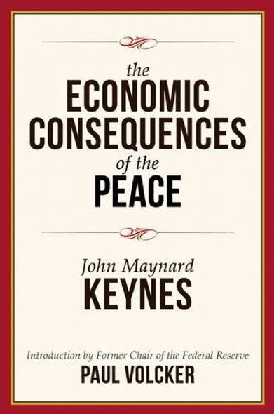 The Economic Consequences of the Peace Cover
