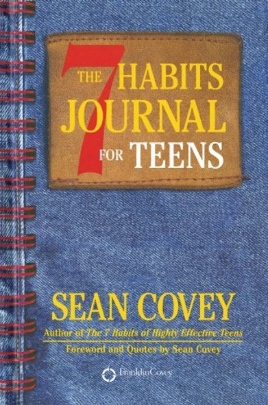 7 Habits Journal for Teens Cover