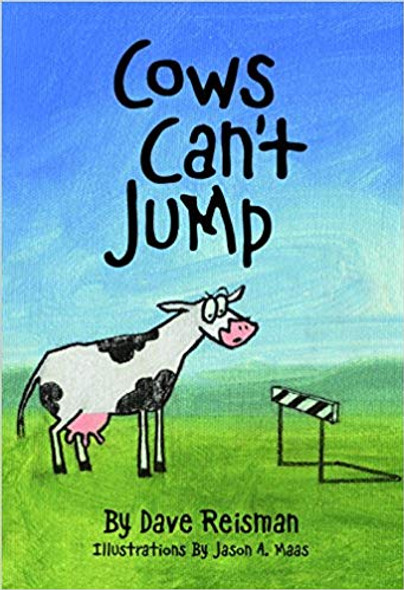 Cows Can't Jump (Stubby & Stout Board Book) Cover