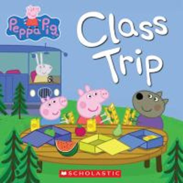 Peppa Pig: Class Trip Cover