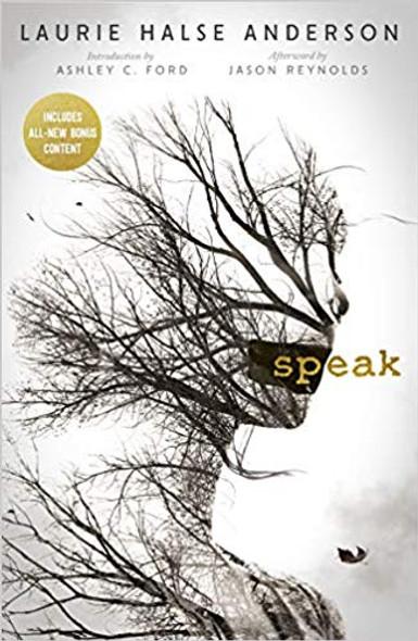 Speak 20th Anniversary Edition Cover