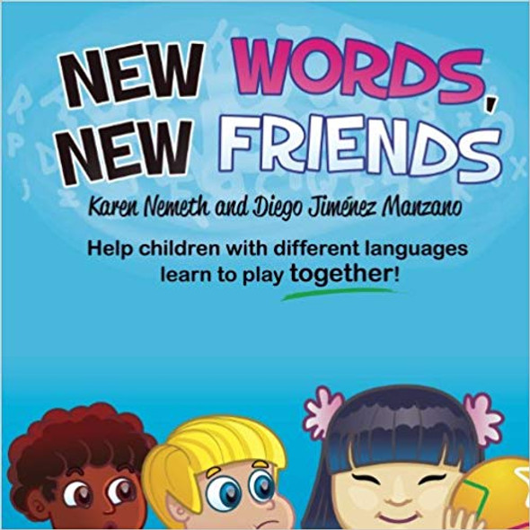 New Words, New Friends Cover