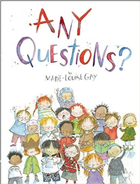 Any Questions? Cover