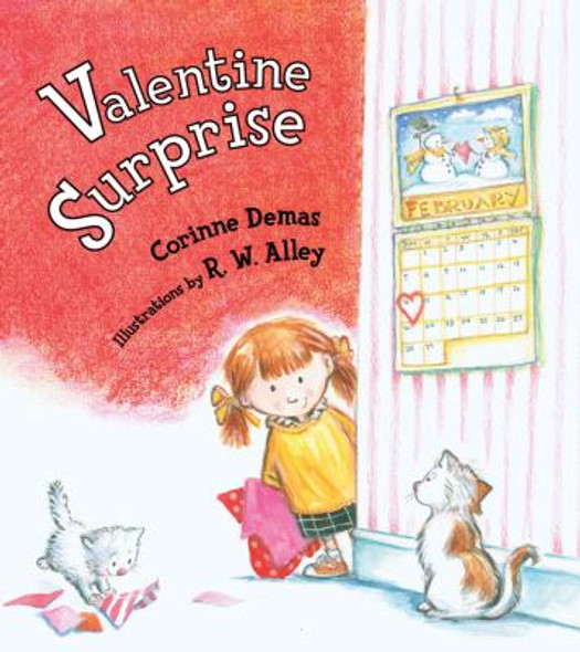 Valentine Surprise Cover
