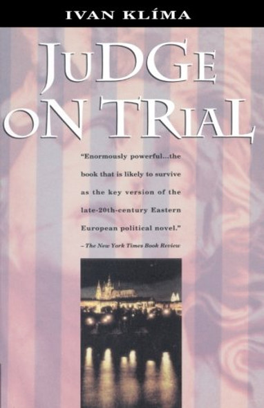 Judge on Trial Cover